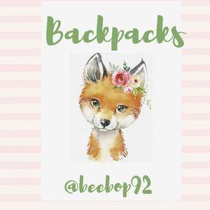 Handbags - Backpacks